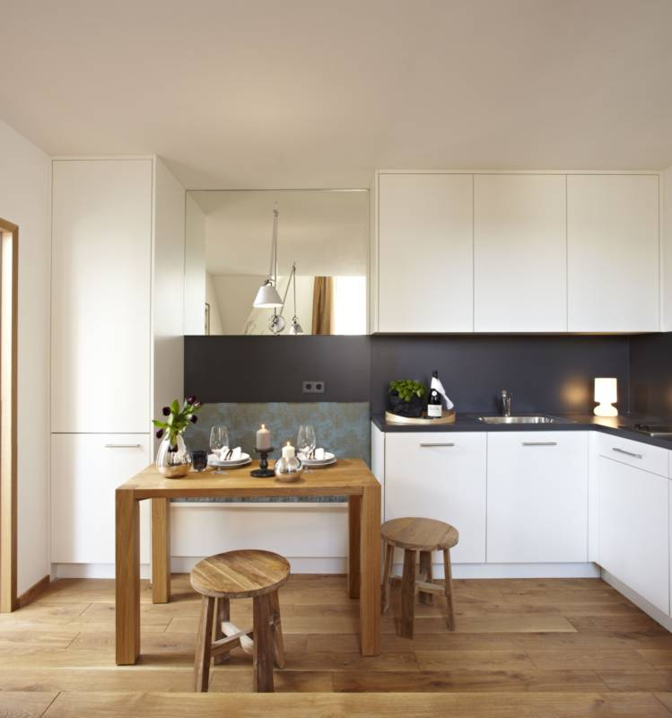 Bevorzugt Stylisch und cool: Unsere Design-Wohnung - Königsschlaf GO63